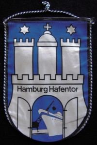 Hamburg-Hafentor, Germany (recto)