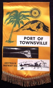Port of Townsville, Qld., Australia