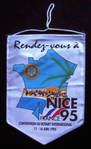 RI Convention 1995 Nice, France