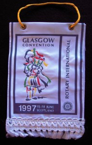 RI Convention 1997 Glasgow, Scotland