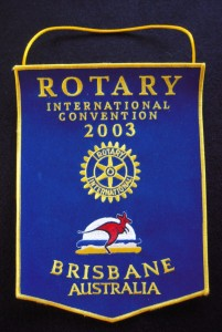 RI Convention 2003 Brisbane, Australia