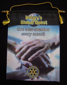 Rotary's Global Quest